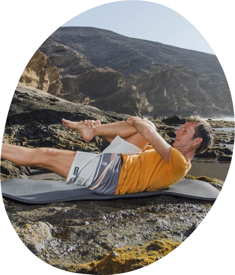 Pilates mit Frank auf Teneriffa