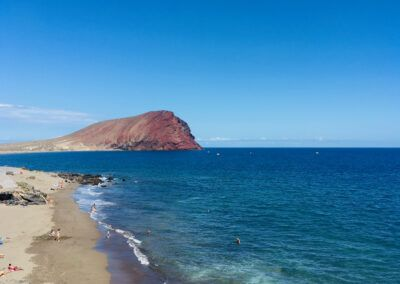 Montaña Roja Teneriffa   Tenerife